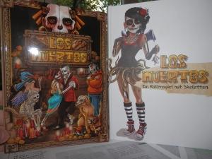 Los Muertos, Normal und limitierte Edition