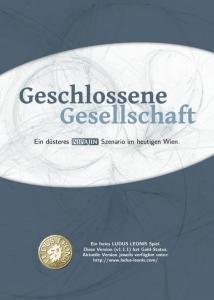 Cover Geschlossene Gesellschaft