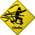 Flickr: Oscar J. Baeza; Cthulhu Warning (Lizenz: CC BY-NC-ND)
