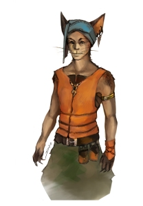 sawwar Charakter des Ein Würfel Systems von Trudy
