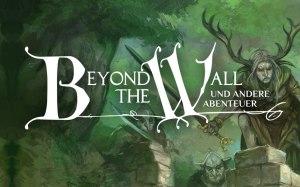 Beyond the Wall, Logo, Alle Rechte bei System Matters Verlag