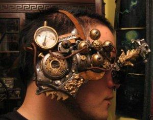 Steampunk Ocular