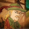 Sals Avatar, w6. vs. w12-Blog, Künstler: Leander Taubner