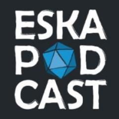 Logo des Eskapodcasts